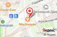 Схема проезда до компании Тск Инжмастер в Москве