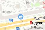Схема проезда до компании Beerophilia Club в Москве