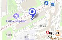 Схема проезда до компании МЕБЕЛЬНЫЙ САЛОН HOUSE в Москве