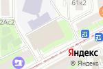 Схема проезда до компании Византий в Москве