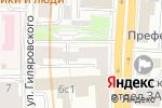 Схема проезда до компании STRIZHI в Москве