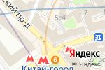 Схема проезда до компании 4 сезона в кашемире в Москве