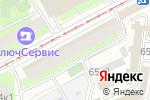 Схема проезда до компании Коробейники-1 в Москве