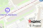 Схема проезда до компании Bolshie-myagkie-igrushki.ru в Москве