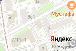 Схема проезда до компании Viposuda в Москве