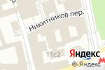 Схема проезда до компании Транспортное Управление в Москве