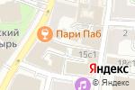 Схема проезда до компании Uggdiscont.ru в Москве