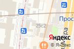 Схема проезда до компании Коллегия адвокатов в Москве