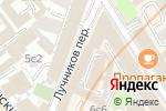 Схема проезда до компании IQСервис в Москве
