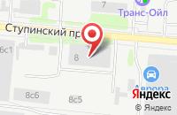Схема проезда до компании Дортех-92 в Москве