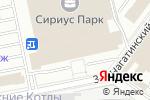Схема проезда до компании Консалт Логистик в Москве