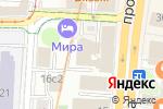 Схема проезда до компании ALFA-ZET в Москве