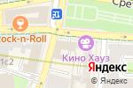 Схема проезда до компании iritual.ru в Москве
