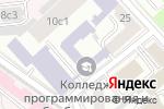 Схема проезда до компании Mi:sha studio в Москве