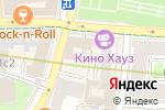 Схема проезда до компании ЮРСТАНДАРТ в Москве