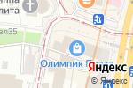 Схема проезда до компании Эмалин в Москве