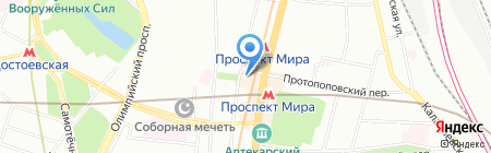 Kelly Services на карте Москвы
