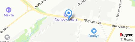EliteMusic на карте Москвы