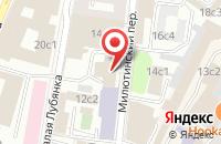 Схема проезда до компании Строй-Универсал Компани в Москве
