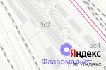 Схема проезда до компании Агава в Москве