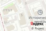 Схема проезда до компании УК Градиент в Москве