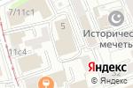 Схема проезда до компании ИСТ Групп в Москве