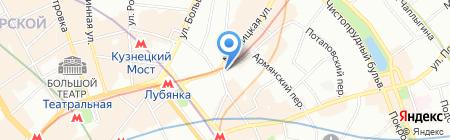 Moscamp.ru на карте Москвы