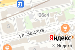 Схема проезда до компании Электронстандарт-прибор в Москве