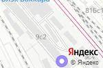 Схема проезда до компании ФЛОМАСТЕР в Москве