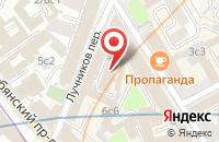 Схема проезда до компании Издательство «Бизнес для Бизнеса» в Москве