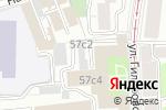 Схема проезда до компании ViTESSE в Москве