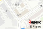 Схема проезда до компании Timeless в Москве