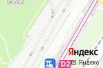 Схема проезда до компании ТРАНС-КАРГО в Москве
