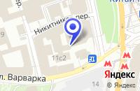 Схема проезда до компании НАУЧНО-БЛАГОТВОРИТЕЛЬНЫЙ ФОНД ЭКСПЕРТНЫЙ ИНСТИТУТ в Москве