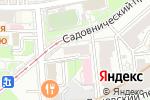 Схема проезда до компании СОЦФАРМ в Москве