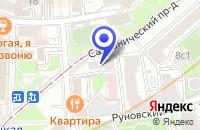 Схема проезда до компании ОБУВНОЙ МАГАЗИН РУСЭКСПРЕСС в Москве