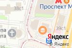 Схема проезда до компании Экономрем в Москве