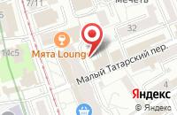 Схема проезда до компании Дор-М в Москве