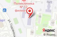 Схема проезда до компании Восток в Москве