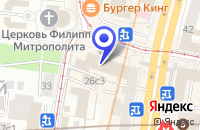 Схема проезда до компании ПРЕДСТАВИТЕЛЬСТВО OIL TOOLS в Москве