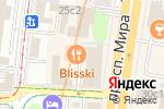 Схема проезда до компании Hair Couturier в Москве