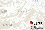 Схема проезда до компании ПИК-Комфорт в Москве