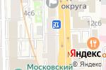 Схема проезда до компании Нотариус Емельянова Г.В. в Москве