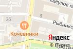 Схема проезда до компании Псиконсалтинг в Москве