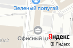 Схема проезда до компании Бухбюро в Москве