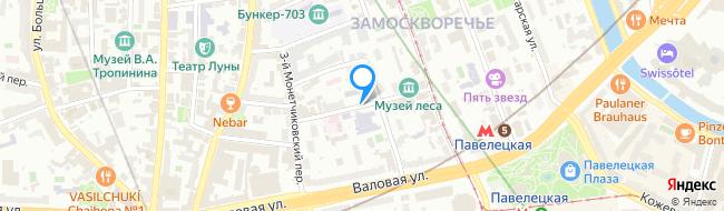 переулок Монетчиковский 5-й