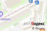Схема проезда до компании Пикантная любовь в Москве