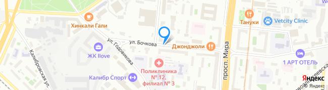 улица Бочкова