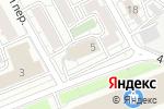 Схема проезда до компании ИТБ Холдинг в Москве