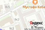 Схема проезда до компании АКБ Тендер-банк в Москве